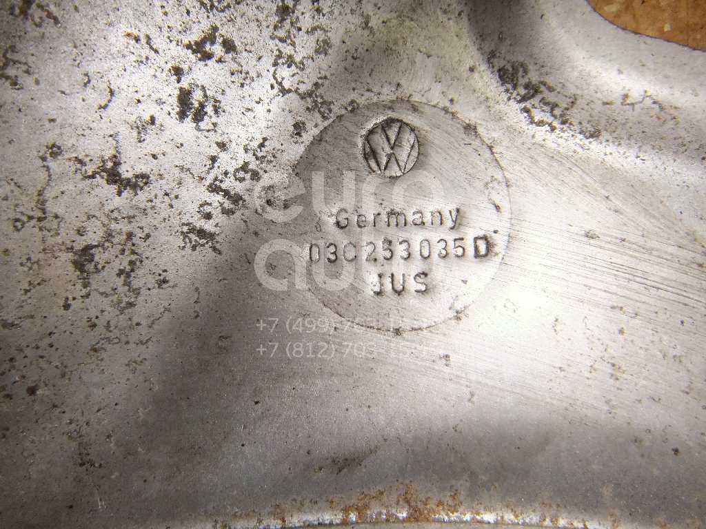 Защита для VW Golf V 2003-2009 - Фото №1