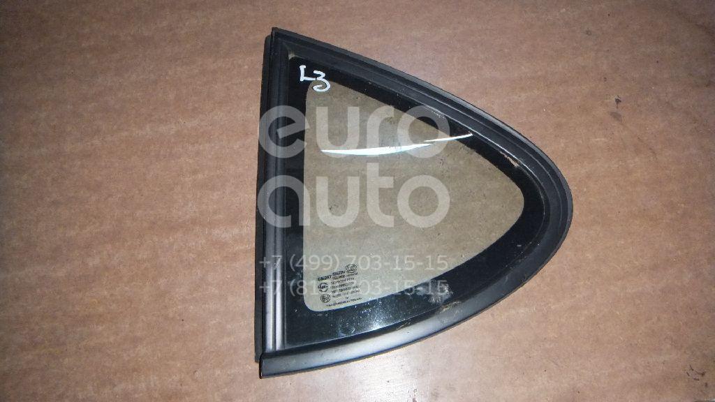 Стекло кузовное глухое левое для Chevrolet Rezzo 2005-2010 - Фото №1