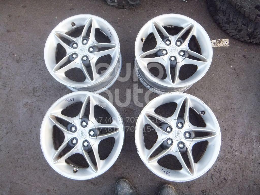 Диски колесные легкосплавные (к-кт) для VW Golf V 2003-2009 - Фото №1