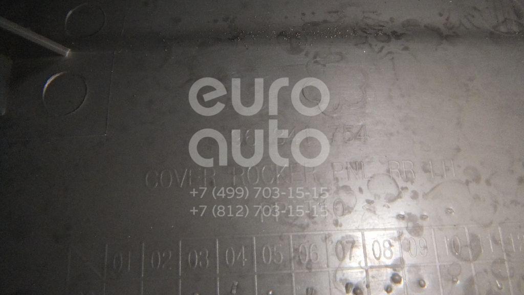 Накладка порога (внутренняя) для Daewoo Rezzo 2003>;Rezzo 2000> - Фото №1