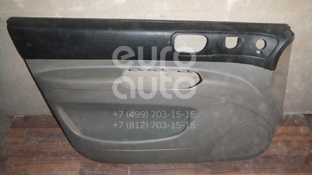 Обшивка двери передней левой для Chevrolet Rezzo 2003-2010 - Фото №1