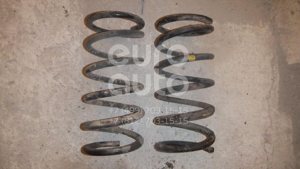 Пружина задняя для Chevrolet,Daewoo Rezzo 2005-2010;Rezzo 2000-2011 - Фото №1