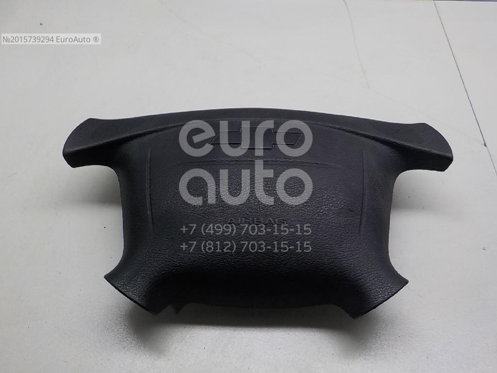 Подушка безопасности в рулевое колесо для Chevrolet Rezzo 2005-2010 - Фото №1