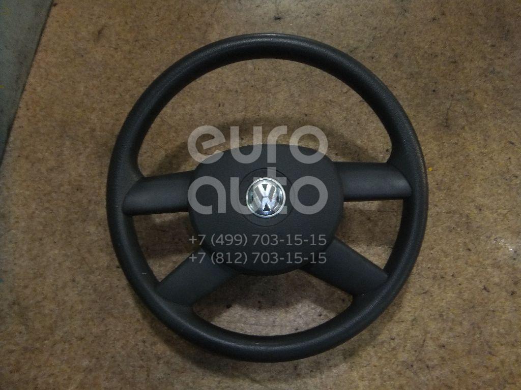 Рулевое колесо с AIR BAG для VW Golf V 2003-2009 - Фото №1
