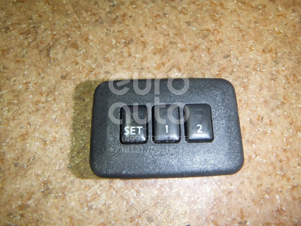 Блок кнопок для Nissan,Infiniti Teana J32 2008-2013;M (Y50) 2004-2010;EX/QX50 (J50) 2008>;FX/QX70 (S51) 2008>;Murano (Z51) 2008-2015;QX56/QX80 (Z62) 2010>;Patrol (Y62) 2010> - Фото №1