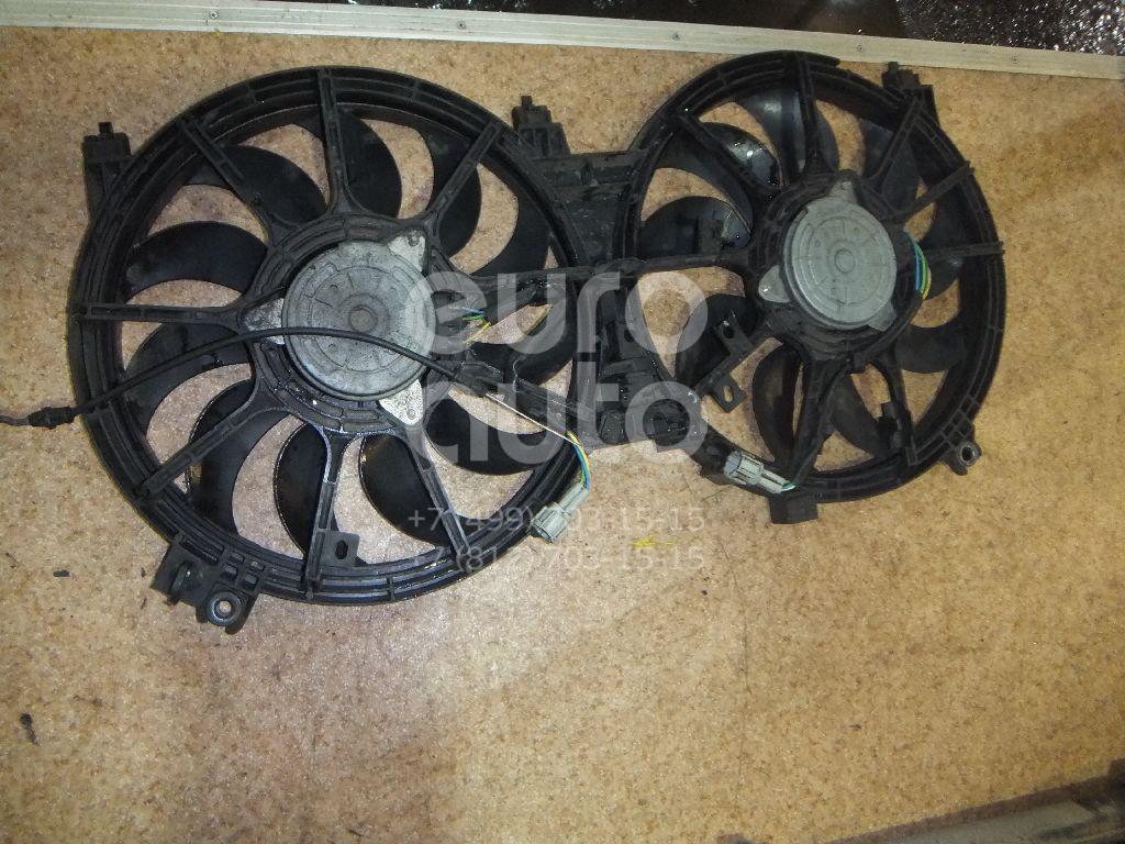 Вентилятор радиатора для Nissan Teana J32 2008-2013 - Фото №1