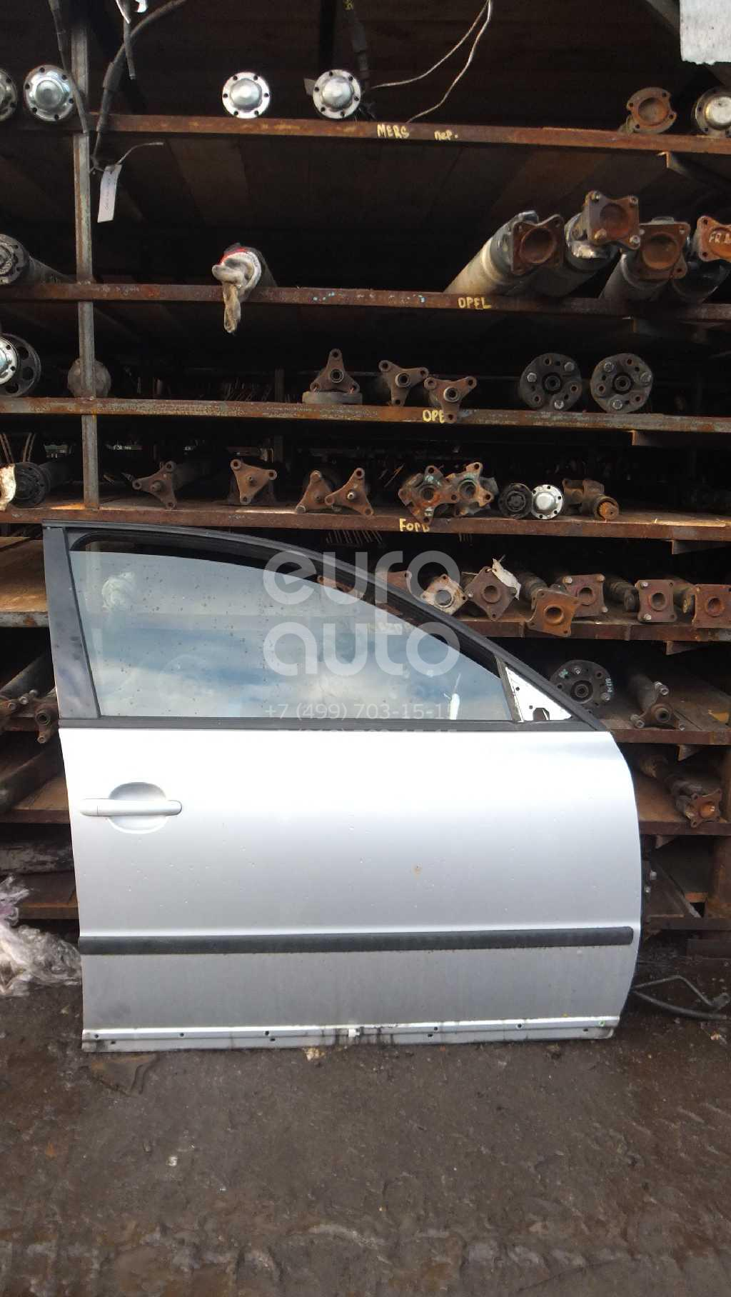 Дверь передняя правая для VW Passat [B5] 2000-2005 - Фото №1