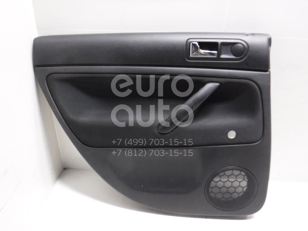 Обшивка двери задней левой для VW Passat [B5] 2000-2005 - Фото №1