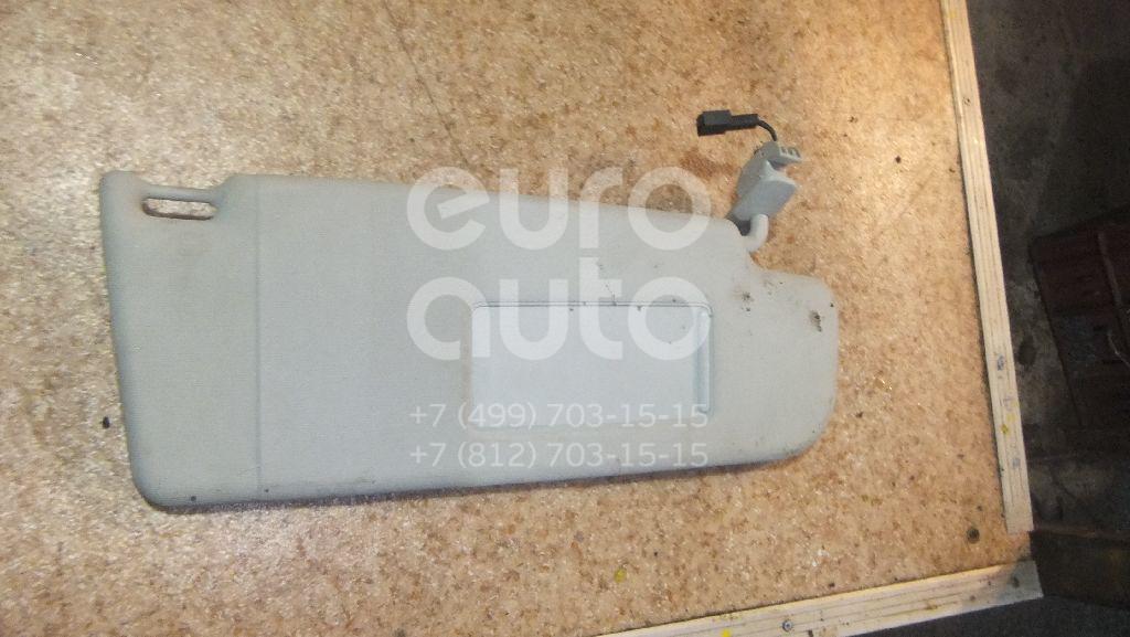 Козырек солнцезащитный (внутри) для VW Passat [B5] 2000-2005 - Фото №1