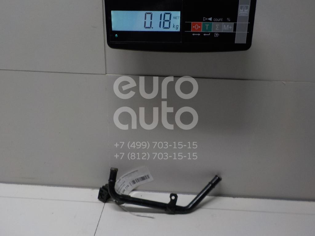 Трубка системы охлаждения для VW,Audi,Skoda Golf V 2003-2009;A3 [8PA] Sportback 2004-2013;Golf V Plus 2005-2014;Passat [B6] 2005-2010;Touran 2003-2010;Jetta 2006-2011;Octavia (A5 1Z-) 2004-2013;EOS 2006> - Фото №1