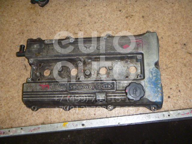 Крышка головки блока (клапанная) для Kia Sportage 1994-2004 - Фото №1