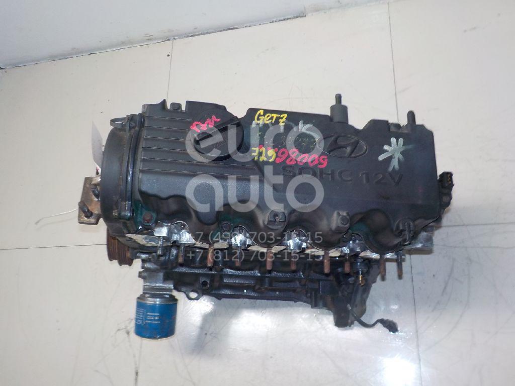 Двигатель для Hyundai Getz 2002-2010 - Фото №1