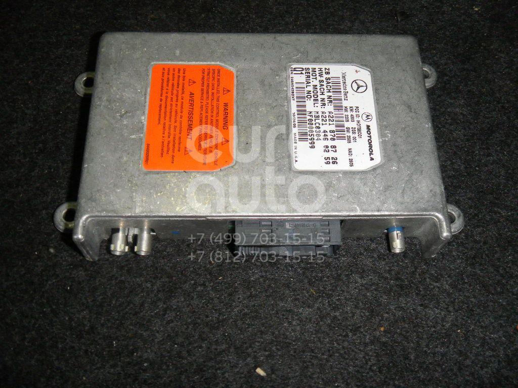 Блок электронный для Mercedes Benz W251 R-Klasse 2005>;W164 M-Klasse (ML) 2005-2011 - Фото №1