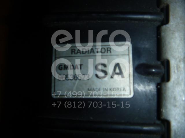 Радиатор основной для Chevrolet Aveo (T200) 2003-2008;Aveo (T250) 2005-2011 - Фото №1
