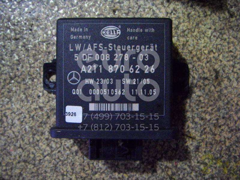 Блок электронный для Mercedes Benz W164 M-Klasse (ML) 2005-2011;C209 CLK coupe 2002-2010;R171 SLK 2004-2011 - Фото №1