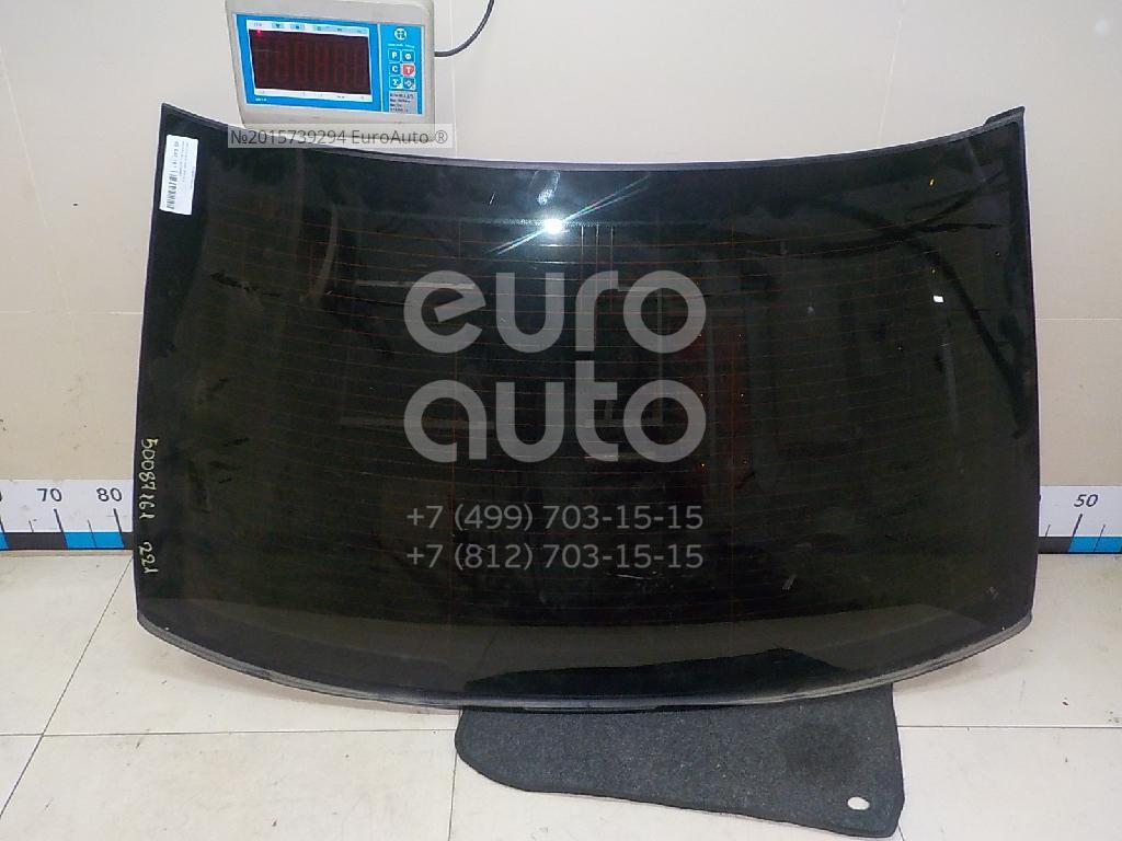 Стекло заднее для Mercedes Benz W221 2005-2013 - Фото №1