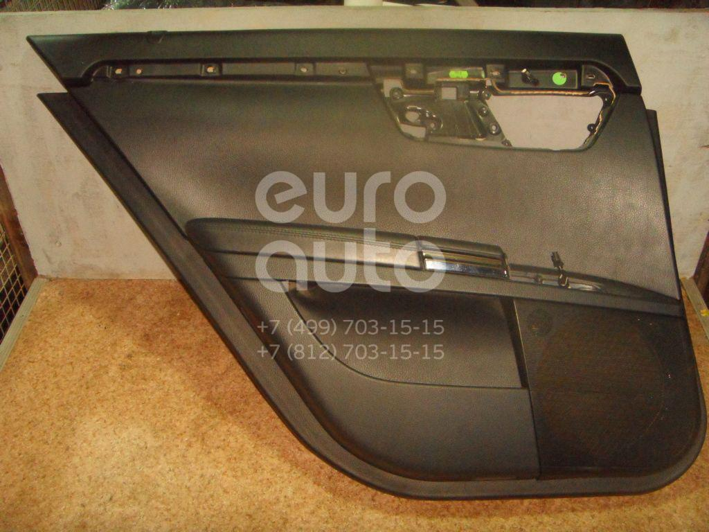 Обшивка двери задней левой для Mercedes Benz W221 2005-2013 - Фото №1