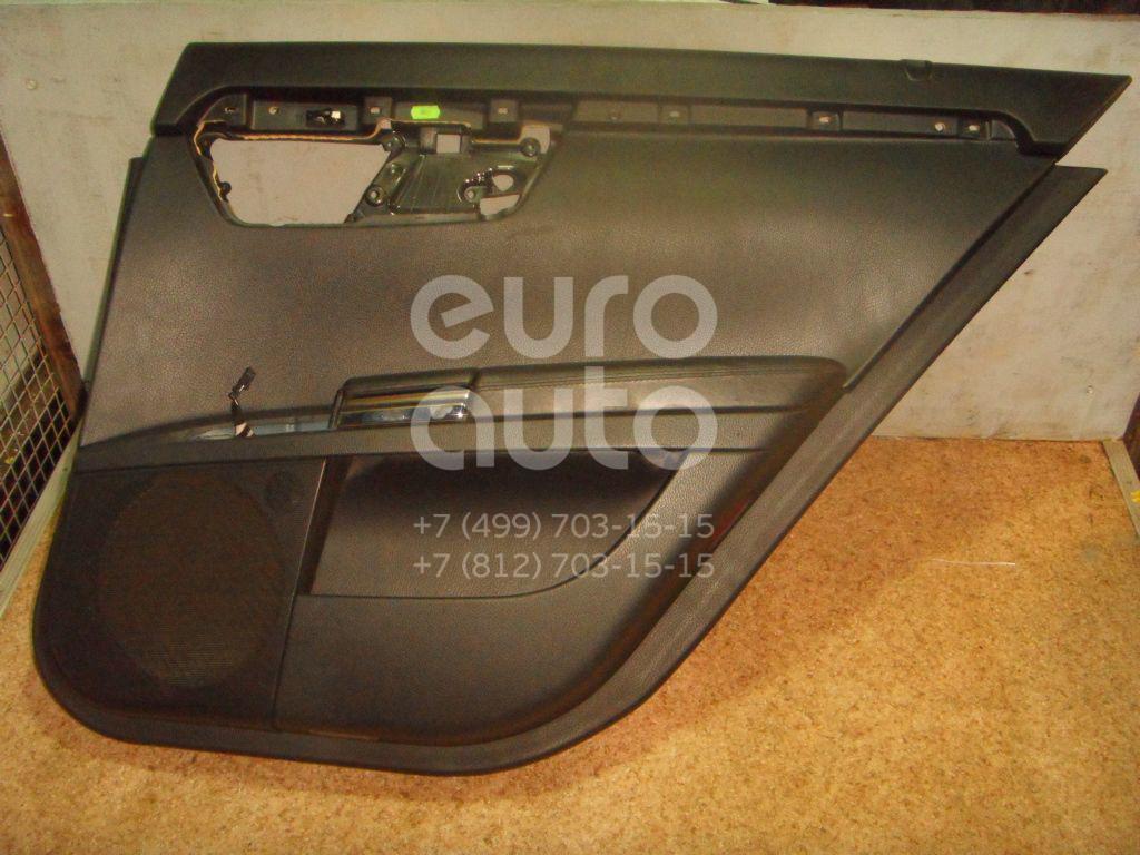 Обшивка двери задней правой для Mercedes Benz W221 2005-2013 - Фото №1