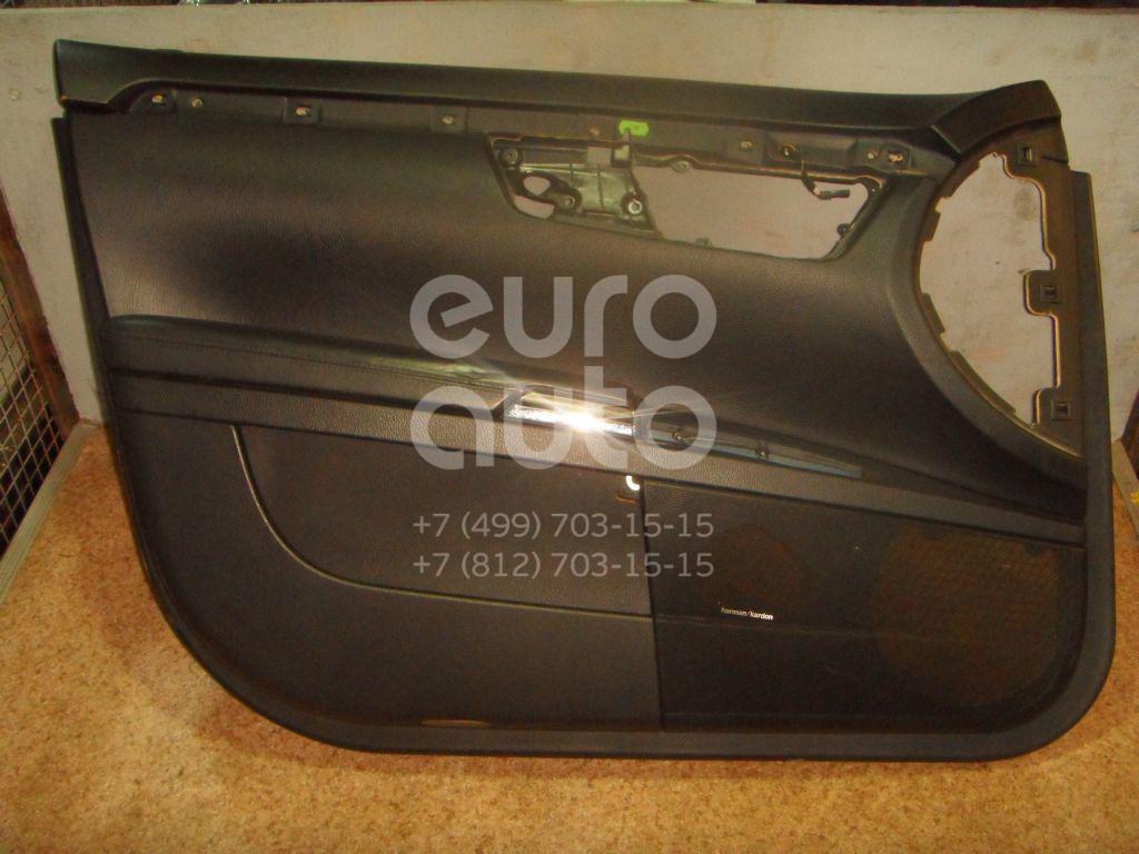 Обшивка двери передней левой для Mercedes Benz W221 2005-2013 - Фото №1
