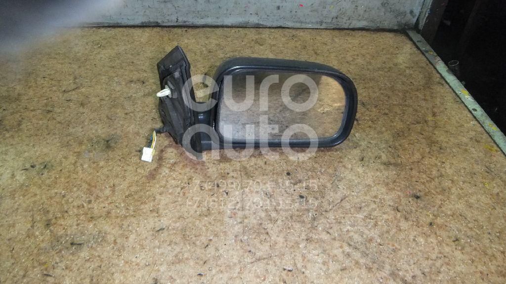 Зеркало правое электрическое для Mitsubishi Space Runner (N1,N2) 1991-1999;Space Wagon (N3,N4) 1991-2000 - Фото №1