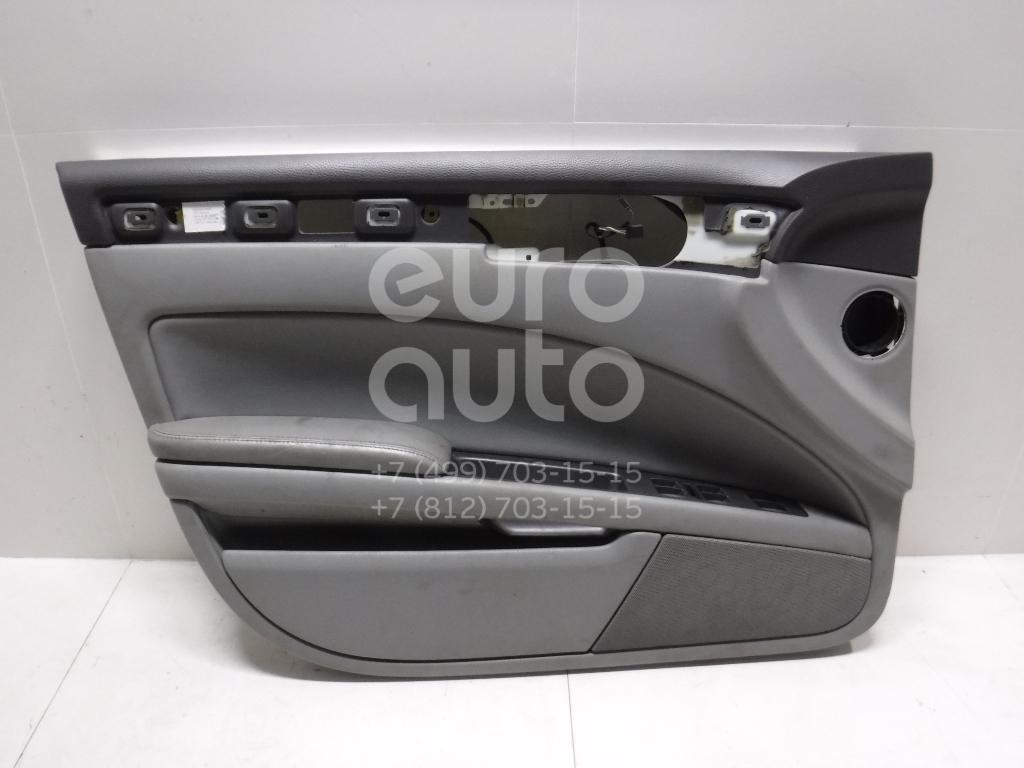 Обшивка двери передней левой для VW Phaeton 2002-2016 - Фото №1