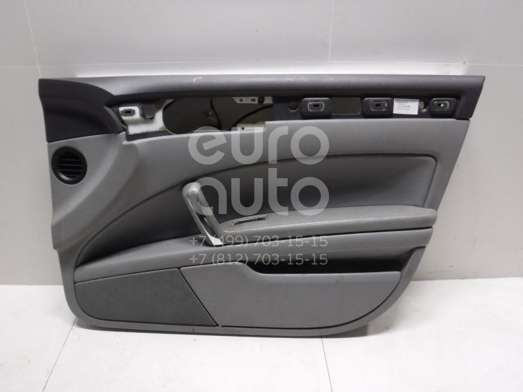 Обшивка двери передней правой для VW Phaeton 2002-2016 - Фото №1
