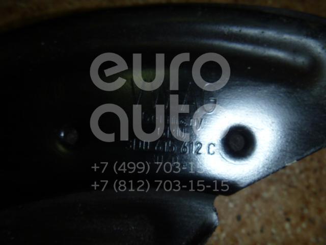 Щит опорный задний правый для VW Phaeton 2002-2016 - Фото №1
