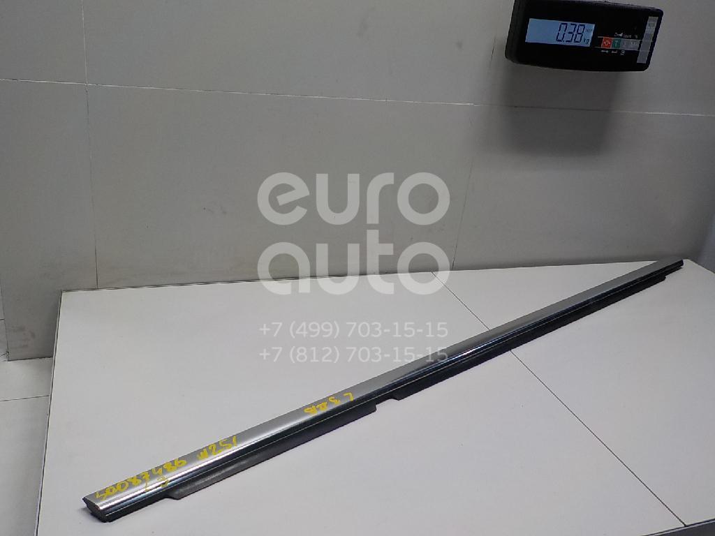 Накладка стекла заднего левого для Mercedes Benz W251 R-Klasse 2005> - Фото №1