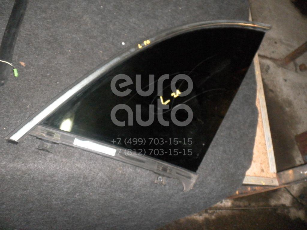 Стекло кузовное открывающееся (форточка) левое для Mercedes Benz W251 R-Klasse 2005> - Фото №1