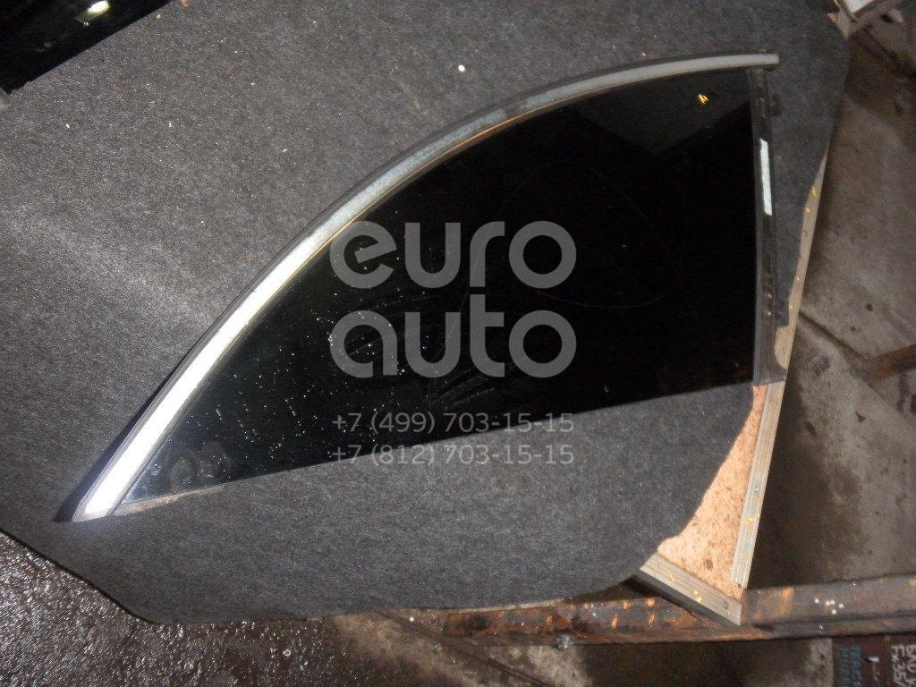 Стекло кузовное открывающееся (форточка) правое для Mercedes Benz W251 R-Klasse 2005> - Фото №1