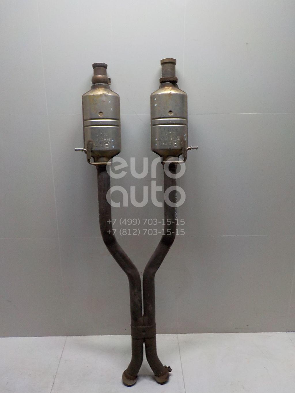 Глушитель основной для Mercedes Benz W251 R-Klasse 2005> - Фото №1