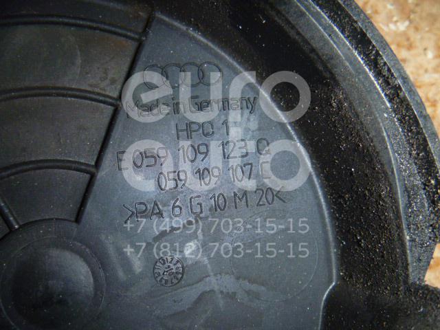 Кожух ремня ГРМ для VW,Audi Phaeton 2002-2016;A6 [C6,4F] 2004-2011;A8 [4E] 2003-2010;Q7 [4L] 2005-2015;A4 [B7] 2005-2007;Allroad quattro 2006-2012 - Фото №1