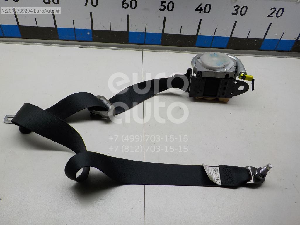 Ремень безопасности с пиропатроном для Nissan Murano (Z50) 2004-2008 - Фото №1