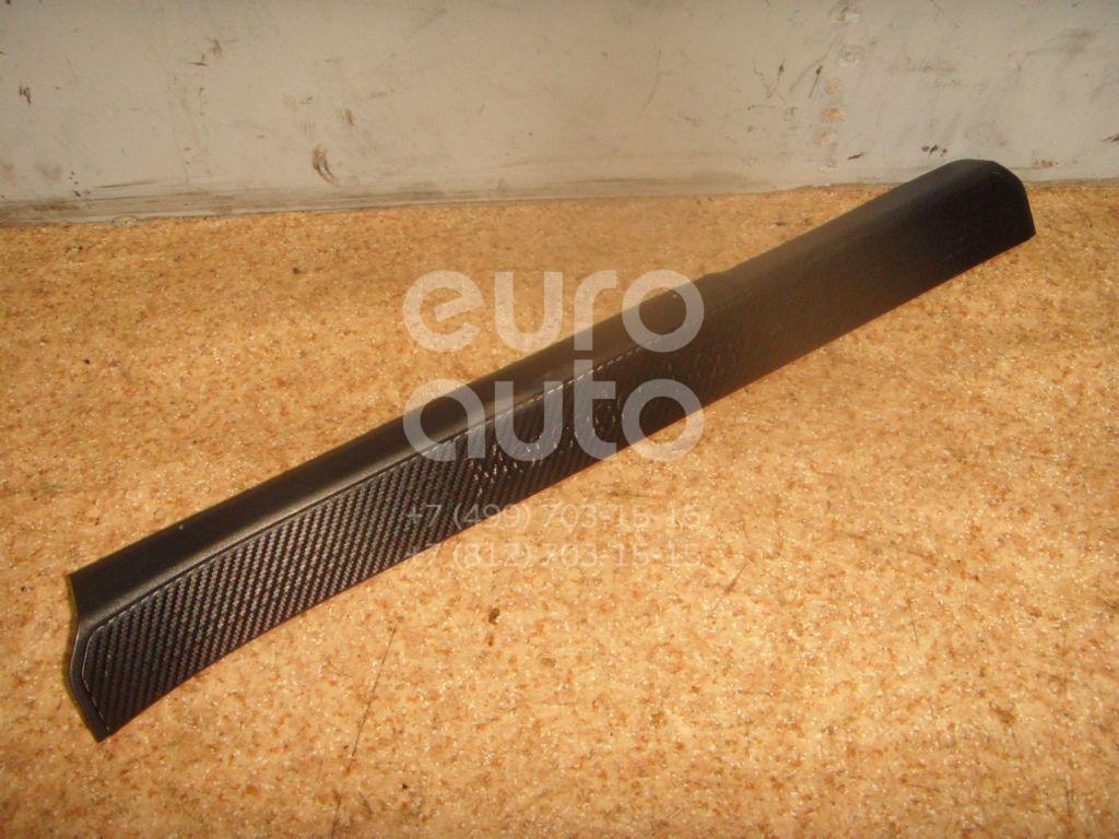 Накладка порога (внутренняя) для Mercedes Benz W221 2005-2013 - Фото №1