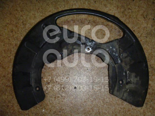 Пыльник тормозного диска для VW Phaeton 2002-2016 - Фото №1