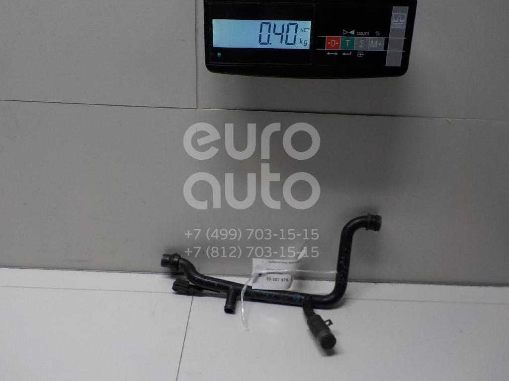 Трубка охлажд. жидкости металлическая для Skoda Passat [B5] 2000-2005;Passat [B5] 1996-2000;Superb 2002-2008 - Фото №1