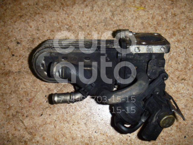 Радиатор системы EGR для VW,Audi Phaeton 2002-2016;A6 [C6,4F] 2005-2011;A8 [D3,4E] 2003-2010;Q7 [4L] 2005-2015;Touareg 2002-2010;Touran 2003-2010;A4 [B7] 2005-2007 - Фото №1