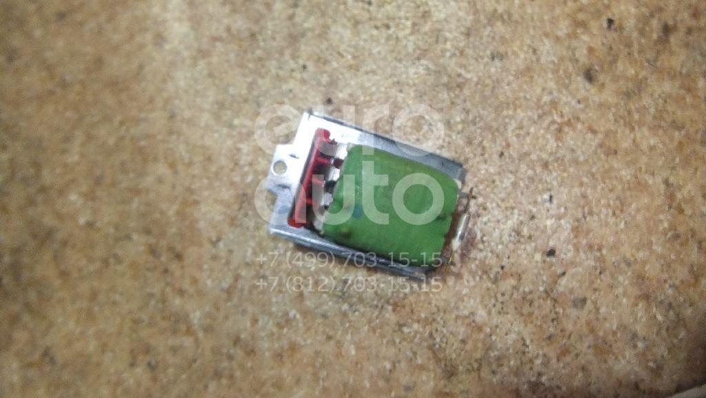 Резистор отопителя для Skoda Passat [B5] 2000-2005;A4 [B5] 1994-2000;Passat [B5] 1996-2000;Superb 2002-2008 - Фото №1