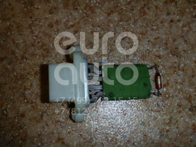 Резистор отопителя для Ford Focus II 2008-2011;Focus II 2005-2008;Fusion 2002>;C-MAX 2003-2011;Fiesta 2001-2007;Galaxy 2006>;Mondeo IV 2007-2015;Kuga 2008-2012;Fiesta 2008>;Kuga 2012> - Фото №1