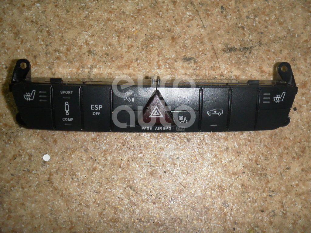 Блок кнопок для Mercedes Benz W251 R-Klasse 2005> - Фото №1