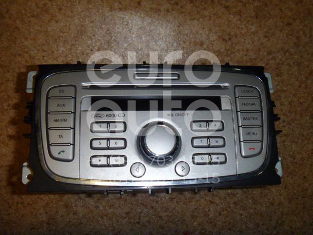 Магнитола для Ford Focus II 2008-2011 - Фото №1