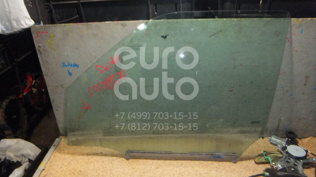 Стекло двери передней левой для Suzuki Swift 2004-2010 - Фото №1
