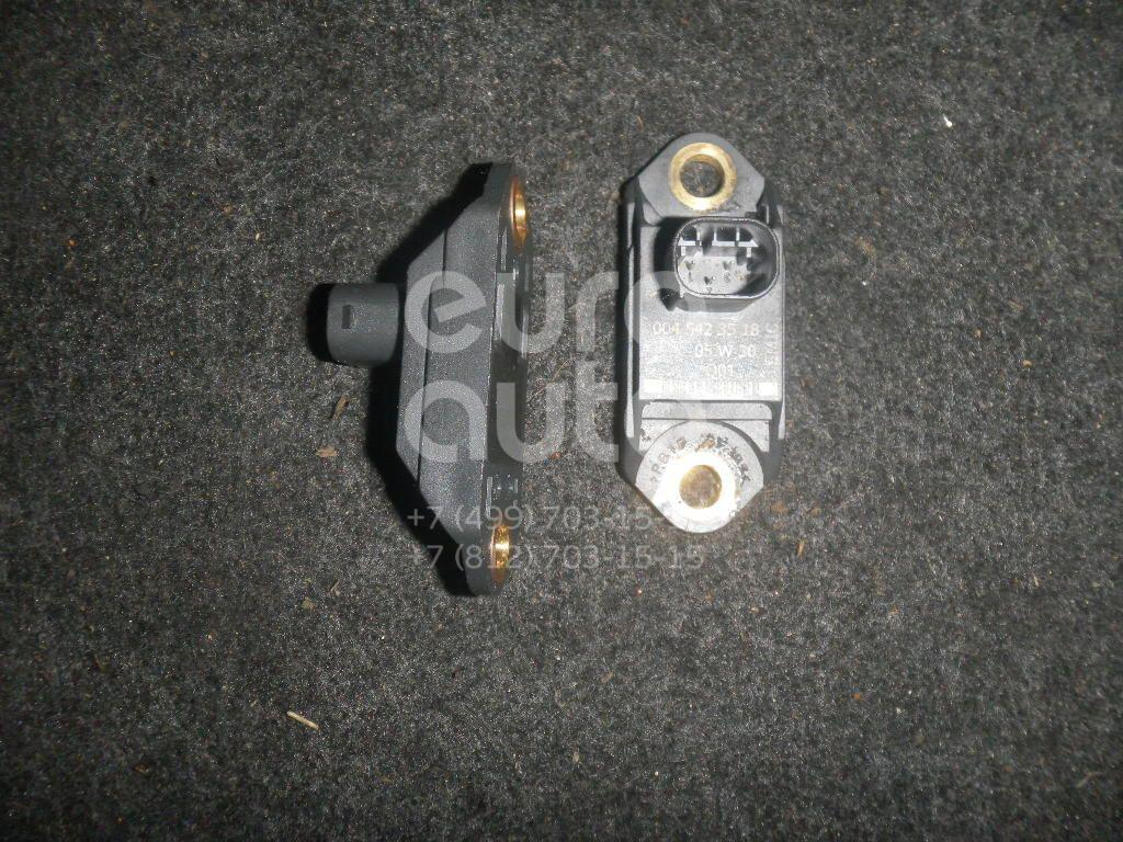 Датчик ускорения для Mercedes Benz W251 R-Klasse 2005>;W220 1998-2005;W211 E-Klasse 2002-2009 - Фото №1