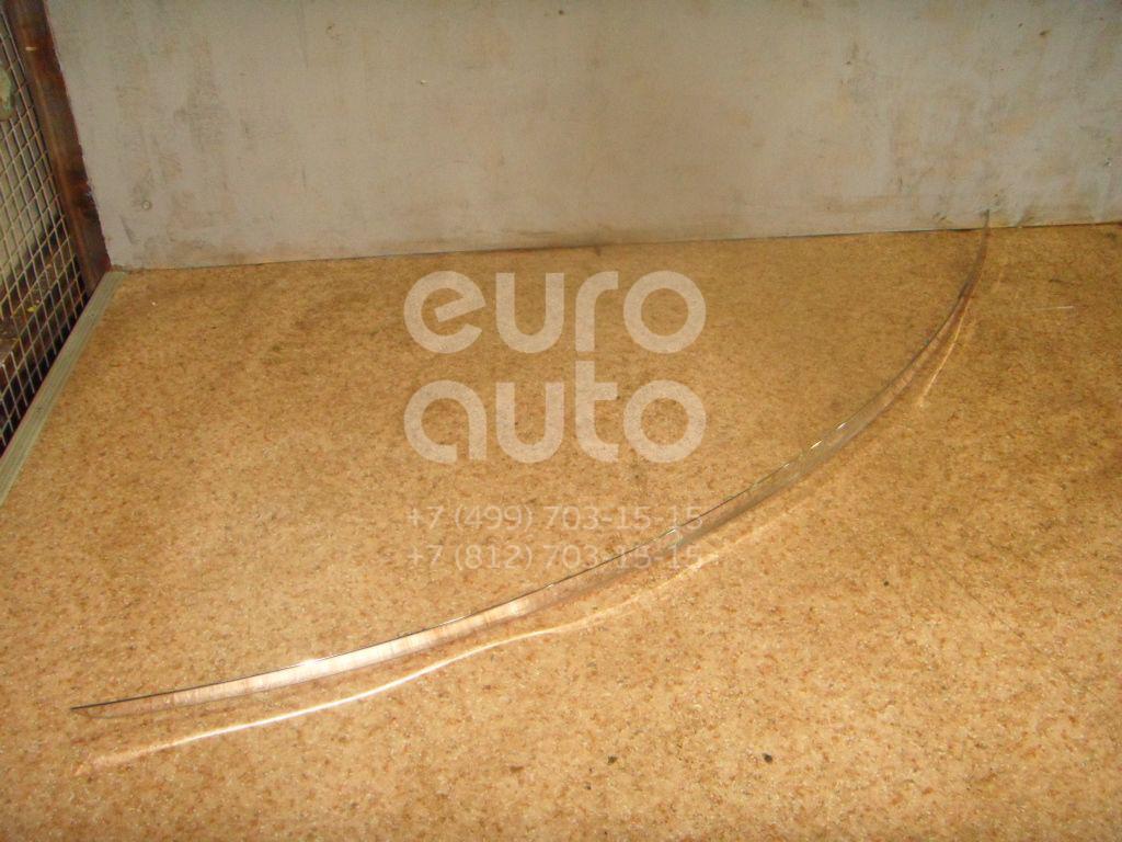 Накладка крышки багажника для Mercedes Benz W221 2005-2013 - Фото №1