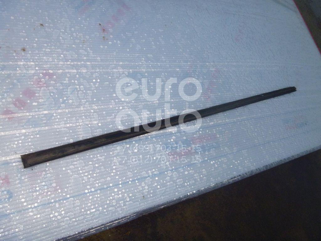 Накладка на порог (наружная) для Nissan Murano (Z50) 2004-2008 - Фото №1