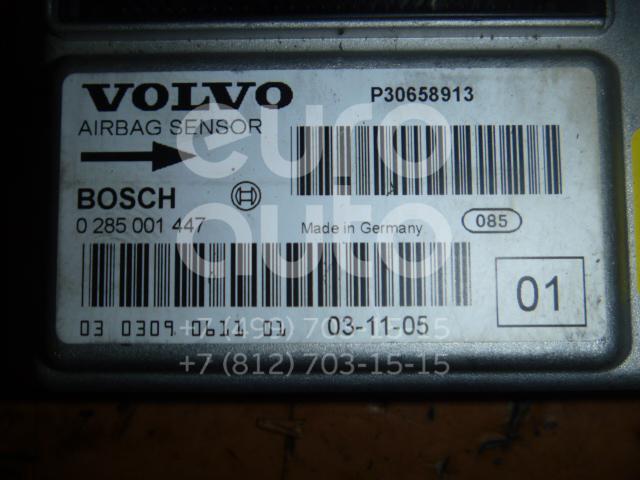 Блок управления AIR BAG для Volvo XC90 2002-2015 - Фото №1