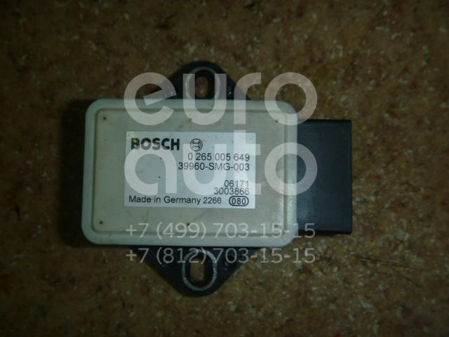 Датчик ускорения для Honda Civic 5D 2006-2012 - Фото №1