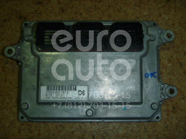 Блок управления двигателем для Honda Civic 5D 2006-2012 - Фото №1
