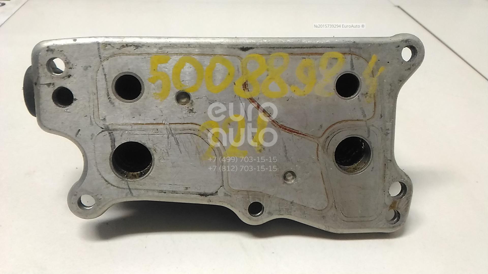 Радиатор масляный для Mercedes Benz W221 2005-2013 - Фото №1