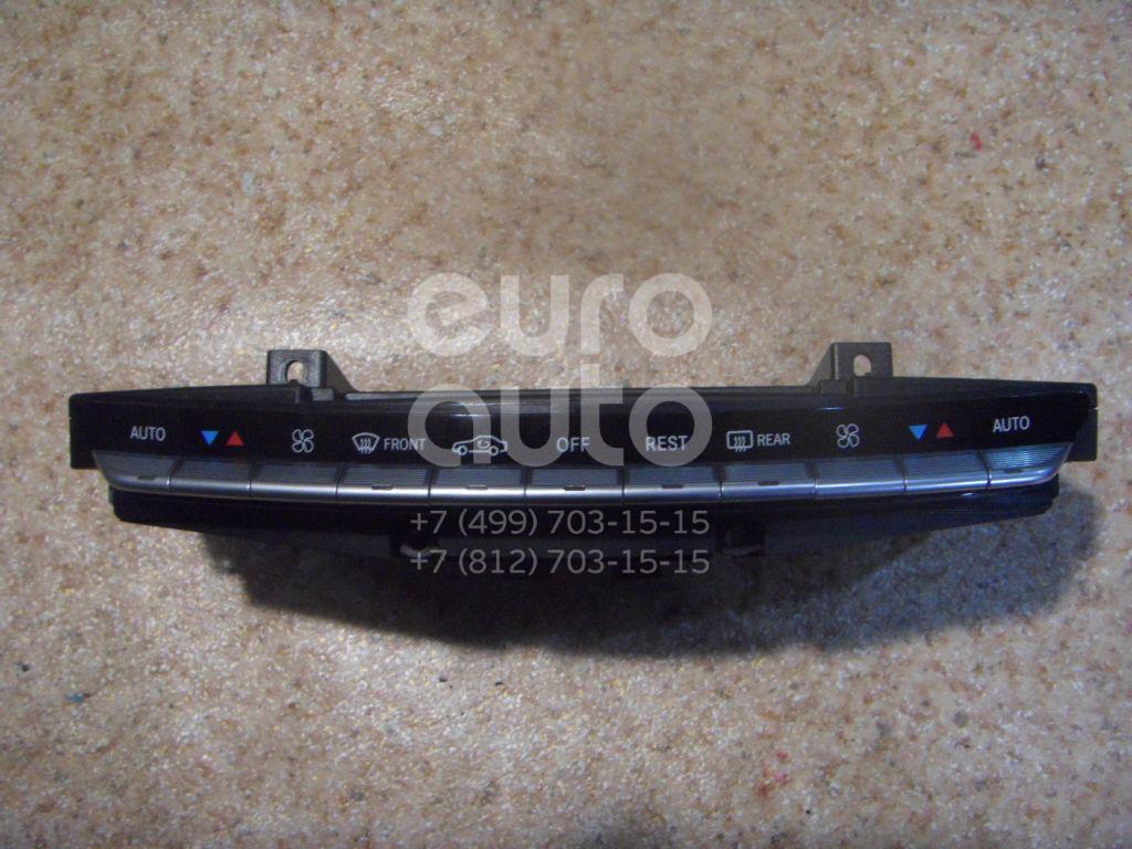 Блок управления климатической установкой для Mercedes Benz W221 2005-2013;W216 coupe 2006-2014 - Фото №1